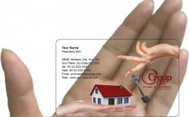 Business card Sample_Real_Estate